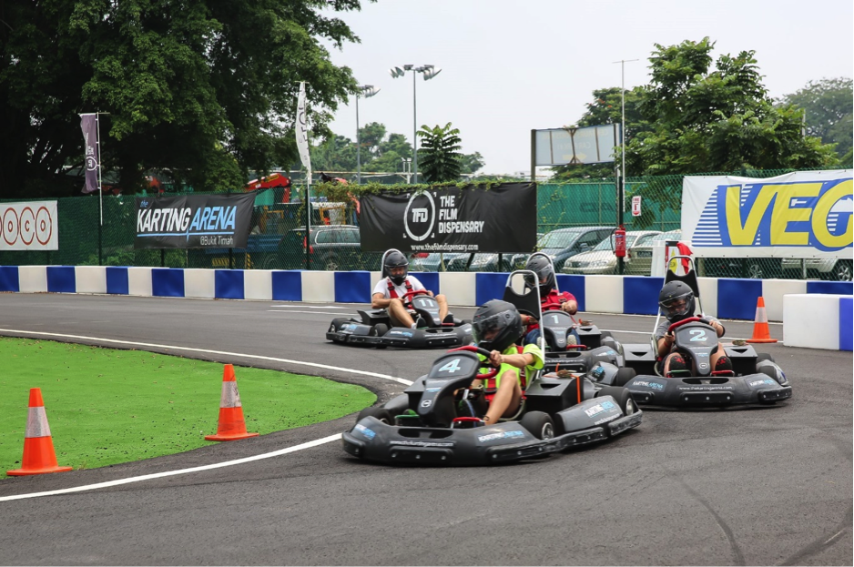 kart over singapore Singapore Go Kart Karting Arena   Full Prices And Review kart over singapore